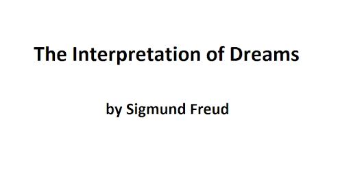 Interpretation of Dreams Freud apk