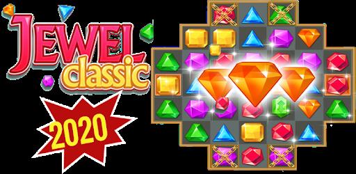 Jewels Classic - Jewel Crush Legend King apk