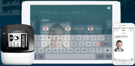iLobby Visitor Registration - Mobile apk