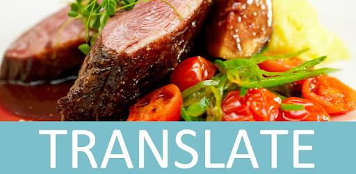 Restaurant menu translator apk