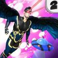 Flying Future Hero Game 2: Superhero Games 2020 Icon