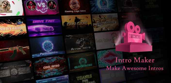 Intro Maker - Game Intro, Outro, Video Templates apk