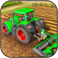 Tractor Farming Simulator - Modern Farming Games Icon