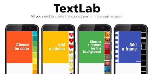 TextLab - Text on photo apk