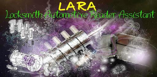 LARA Automotive Locksmith Aid apk