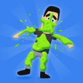 Booger Man 3D Icon