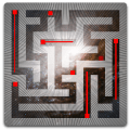 Maze Action Game Icon