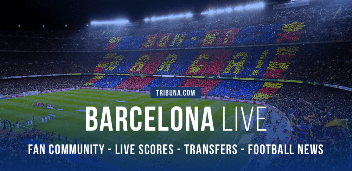 Barcelona Live — Not official app for FC Barca Fan apk