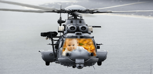 Helicopter Photo Frames apk