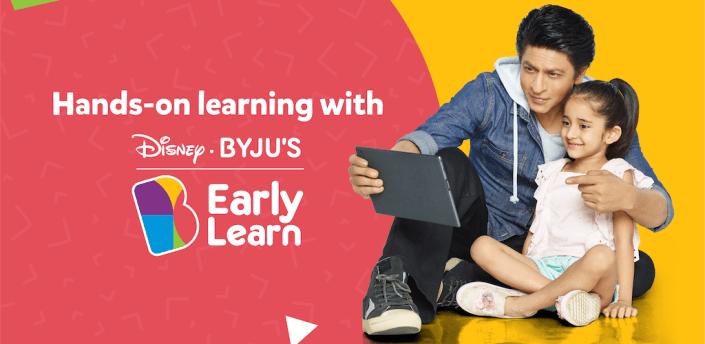 BYJU'S KG, Std.1-3 | Disney • BYJU'S Early Learn apk