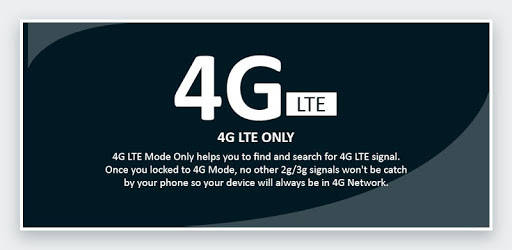 4G LTE Only - 4g LTE Mode apk