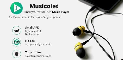 Musicolet Music Player [No ads] apk