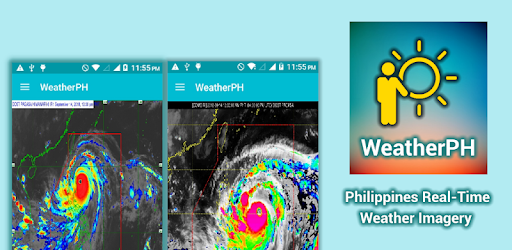 WeatherPH - Philippines Real-Time Weather Imagery apk