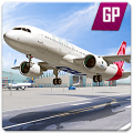 Flaying Airplane Real Flight Simulator 2019 Icon