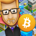 Crypto Idle Miner - Bitcoin Tycoon Icon