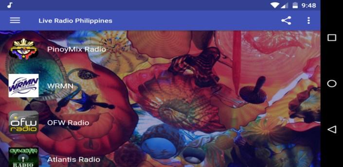 Live Radio Philippines apk