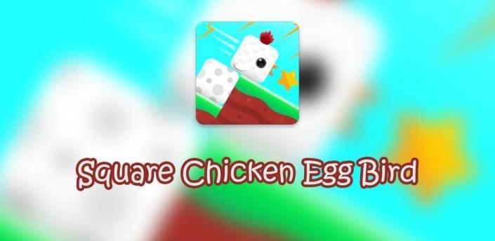 Square Chicken Egg Bird apk