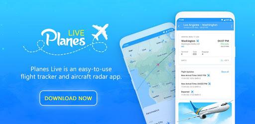 Live Flight Tracker - Planes Live & Radar apk