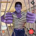 Incredible Monster: Superhero Prison Escape Games Icon