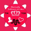 TIKTOK Musically Followers & Likes Icon