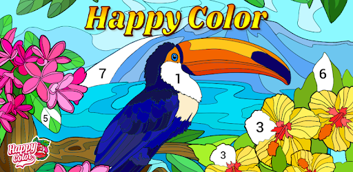 Happy Colour – Colour by Numbers apk