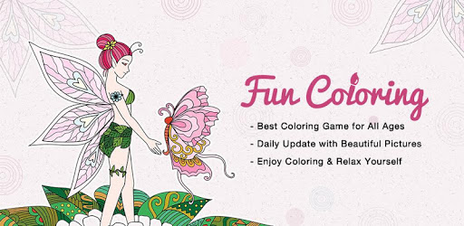 Fun Color🌈 Color By Number Pages Paint Happy apk