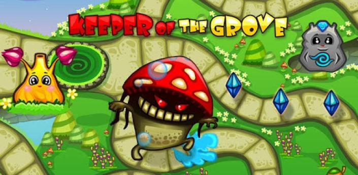 Keeper of the Grove: Tower Defense apk