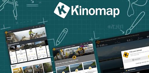Kinomap - Video indoor training apk