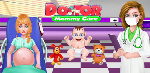 Pregnant mommy care Game apk