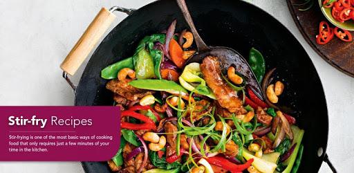 Stir-Fry Recipes apk