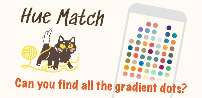 Hue Match: Find Gradient Dots apk
