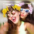 Candy Camera & Collage Photo Editor, Color Splash Icon