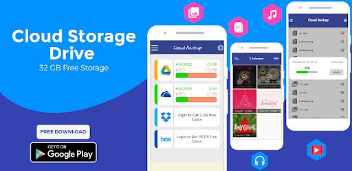 Free Cloud Storage Drive apk
