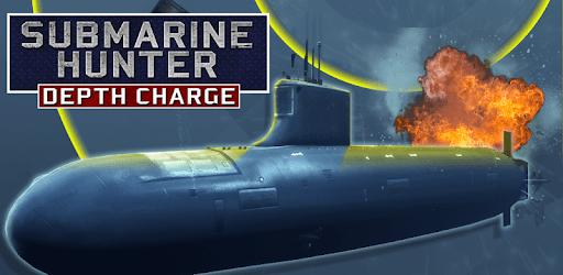 Submarine Hunter Depth Charge apk