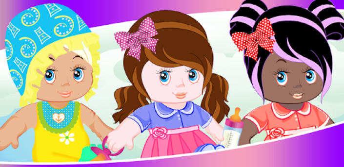 Baby Doll Dress Up Games apk