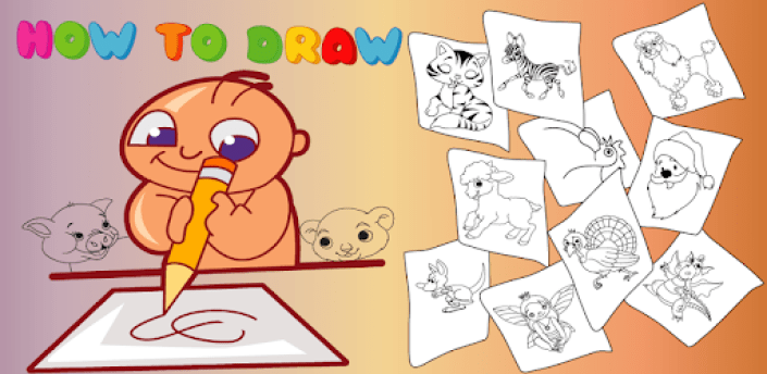 How To Draw everything apk