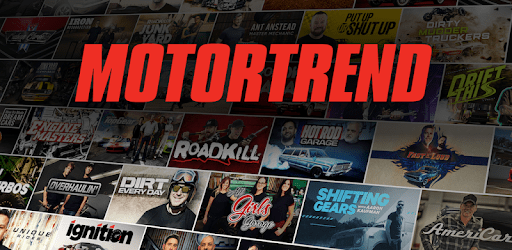 MotorTrend: Stream Top Gear, Roadkill, and more! apk