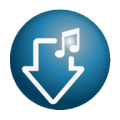 Music downloader Icon