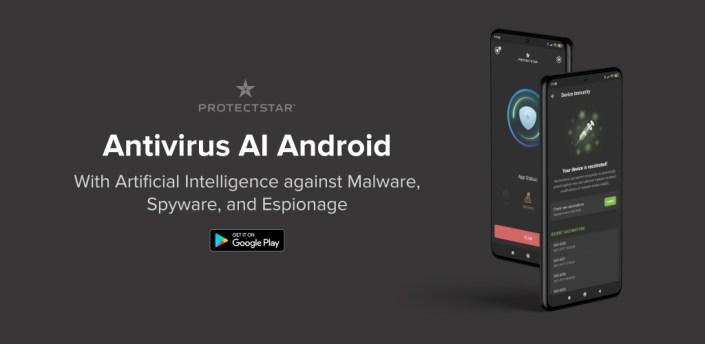 ANTIVIRUS AI, Mobile Security, & Spy Virus Cleaner apk