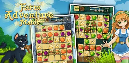 Farm Adventure Match apk
