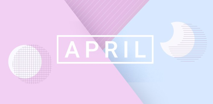 April - Camera360 cute Layout and Template apk