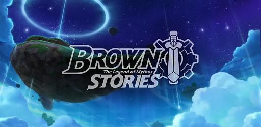 LINE BROWN STORIES : Multiplayer Online RPG apk