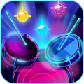 Electronic Drums Game Icon