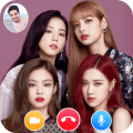 BlackPink Video Call & Chat ☎️ BlackPink Messenger Icon