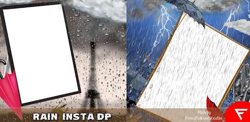 Rain Insta DP : Monsoon DP apk