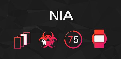 Nia - Icon Pack apk