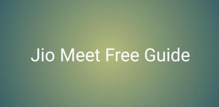 Gio Meet 2020 Video Conferencing Meeting Guide apk