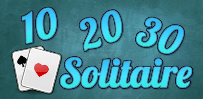 10-20-30 Solitaire apk