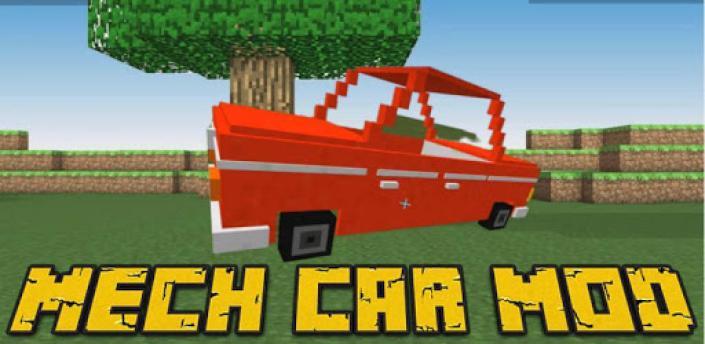 Addon Mech Car apk