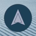 Pastel XII Dark Blue Flat Icons Icon